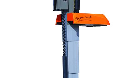 Toyota Material Handling Bravi elevated work platforms
