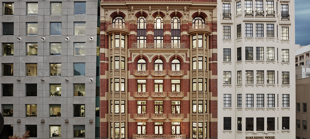 Victoria's 6 Star Energy-rated NABERS building