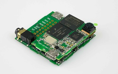 NXP WaRP7 IoT and wearables development platform