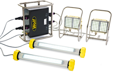 JT Day Wolf LinkEx LED tank lighting kits
