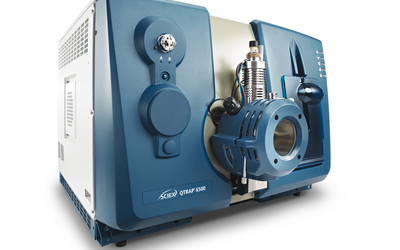 SCIEX 6500+ Series mass spectrometers