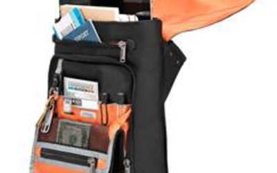 Everki Venue XL Premium RFID Mini Messenger dedicated tablet bag