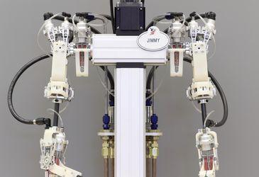 Using pneumatics brings breakthroughs in robot design