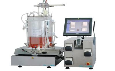 Kuhner Shaker SB10-X OrbShake scale-up bioreactor