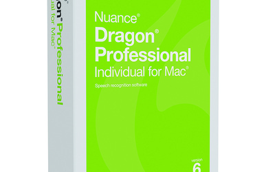 Nuance Dragon Professional Individual version 15 and Professional Individual for Mac version 6 speech recognition software