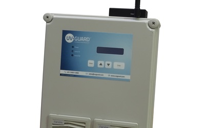 UV-Guard SMS module for water purification system