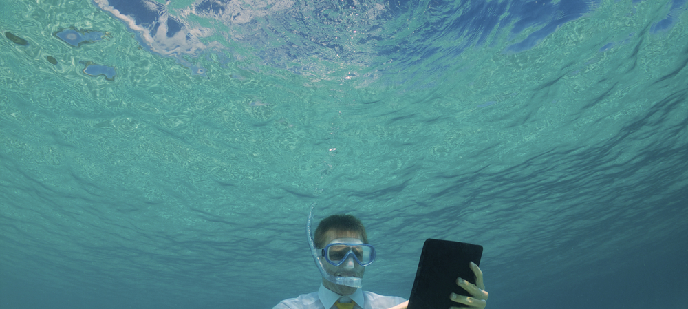 Making a splash in water-resistant digital devices