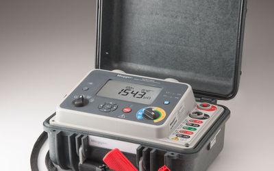 Megger DLRO100 digital low-resistance ohmmeter