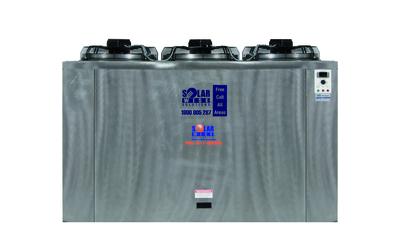 QIS Solarwise MEE Heat Pumps