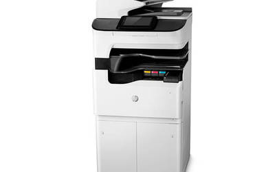HP A3 and A4 multifunction printers
