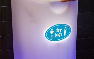 Dry Togs commercial swimsuit dryer