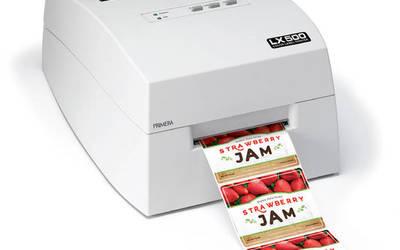 Primera LX500 and LX500c colour label printers