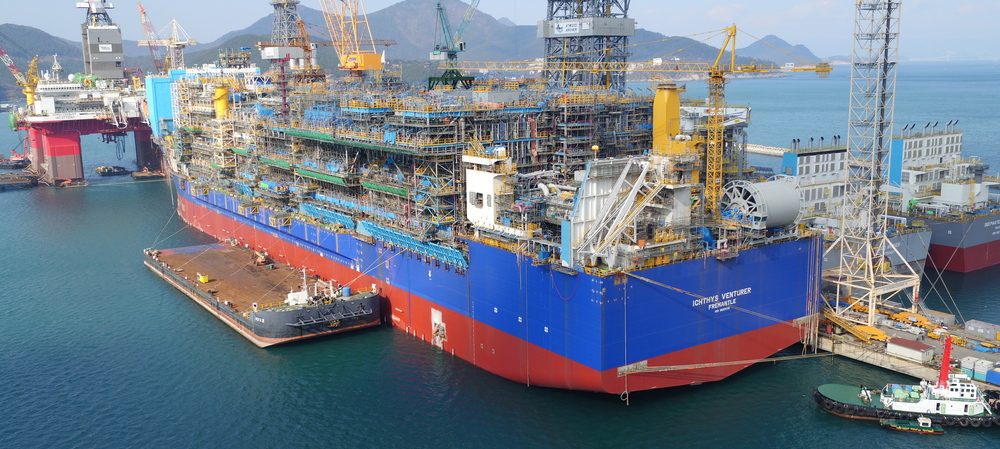 Water treatment unit delivered to Ichthys LNG Project