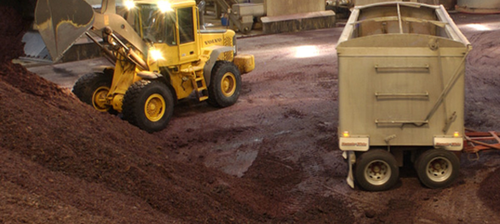 Wine waste becomes high-end gin