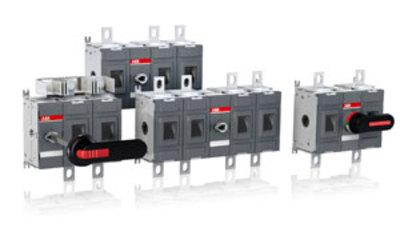 ABB DC switch-disconnectors
