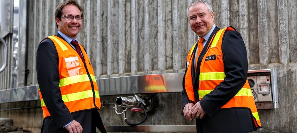 Mt Martha recycled water upgrade lowers emissions