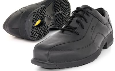 Ascent Footwear Zest (Safety) Executive Safety Shoe