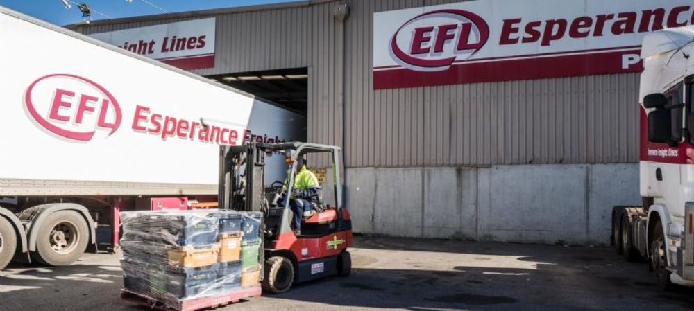 WA freight company upgrades forklifts at its Perth depot