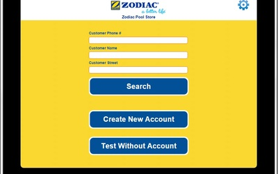 Zodiac Pure Solutions water testing software