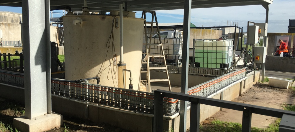 Abattoir wastewater solution uses EtherCAT technology