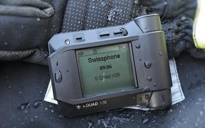 Swissphone s.QUAD pager