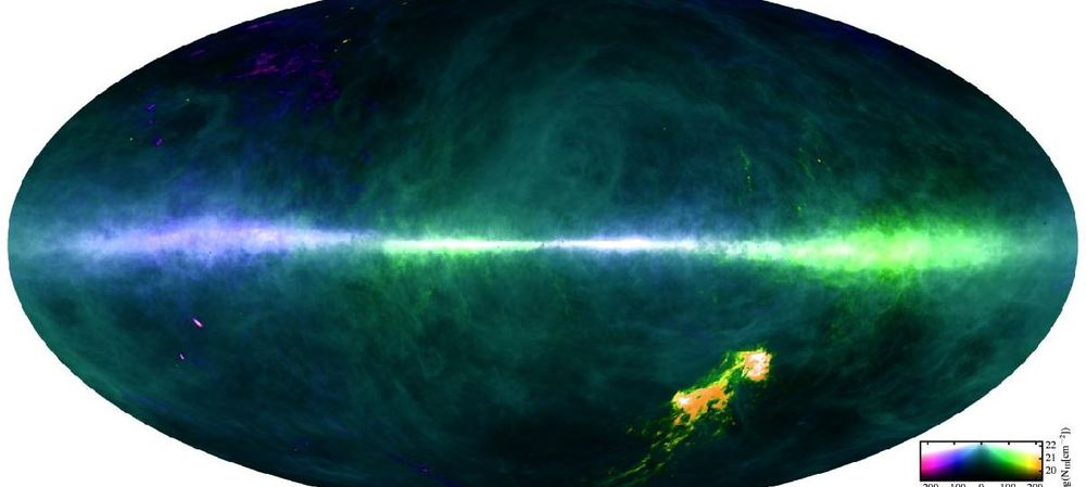 Mapping the Milky Way