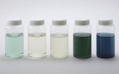 EC Blue Coliform and <em>E. coli </em>test for water
