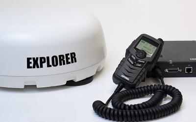 Wireless Innovation push-to-talk satellite