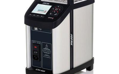 Ametek Jofra CTC-660A dry block temperature calibrator