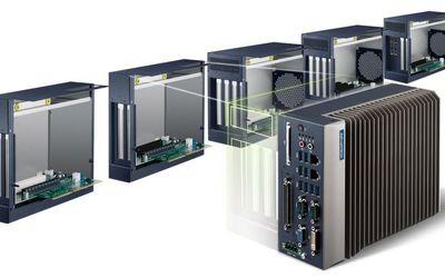 Advantech MIC-7500 modular IPC platform
