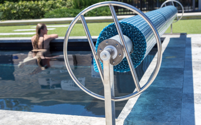 Daisy 316ST Stainless Steel Pool Roller