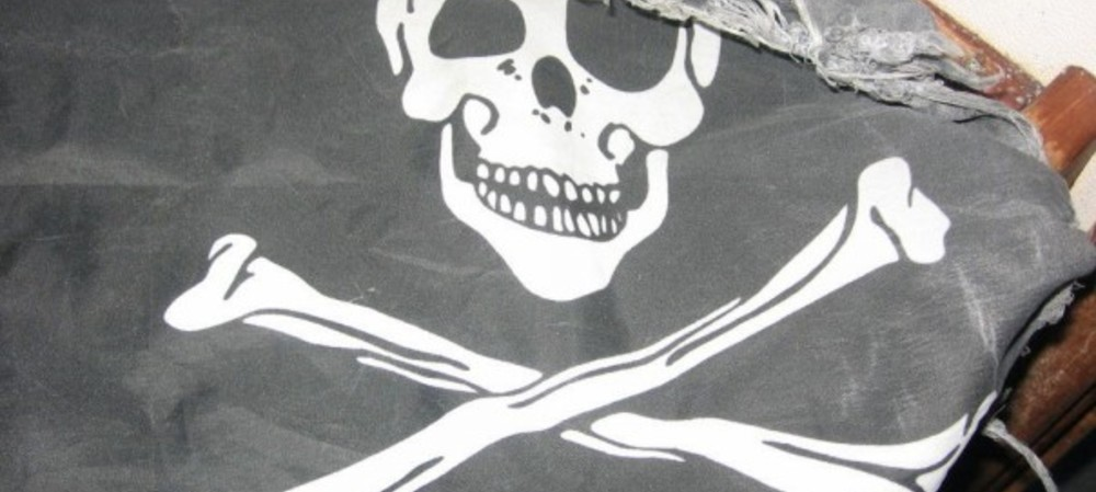 Avast, ye scurvy dogs!
