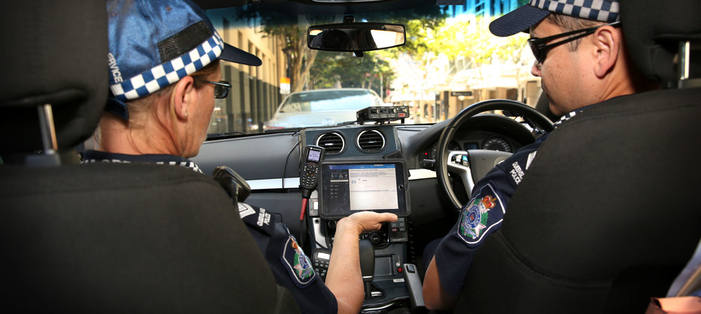 Mobile data for public safety