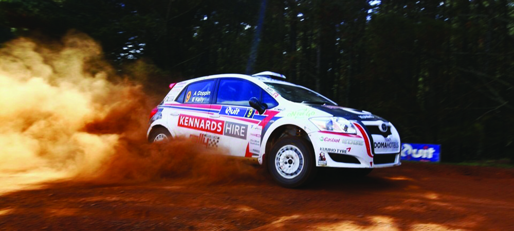 Safety central to the Coffs Harbour FIA Rally Championship