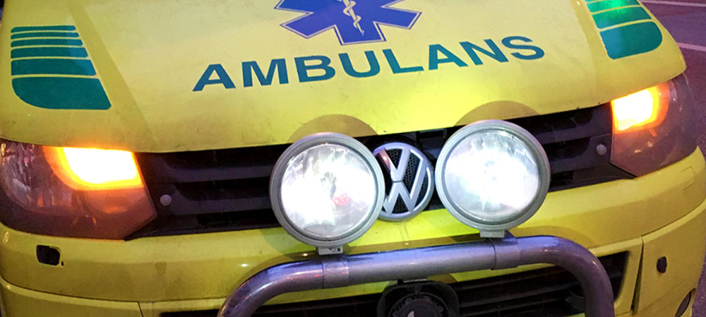 Emergency warning system improves road safety