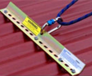 Ballantyne safety tether plate