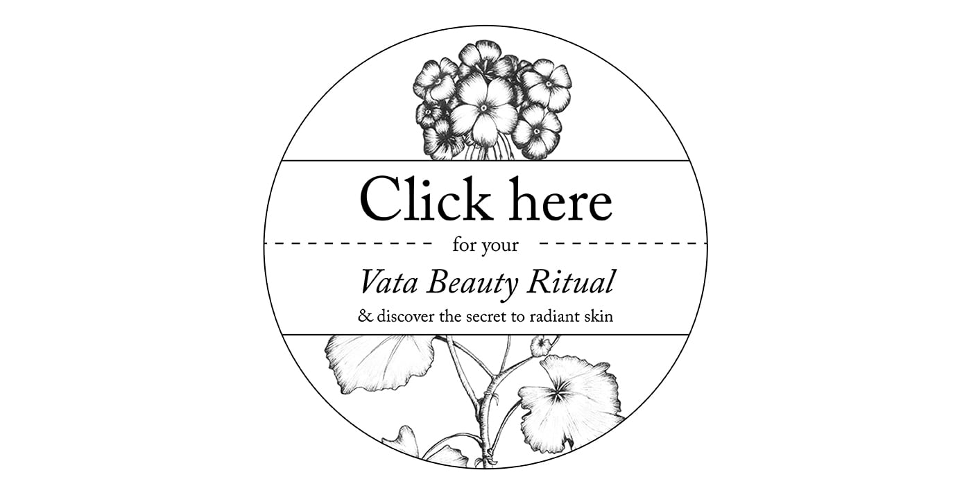 Vata Circle Beauty Ritual Link1