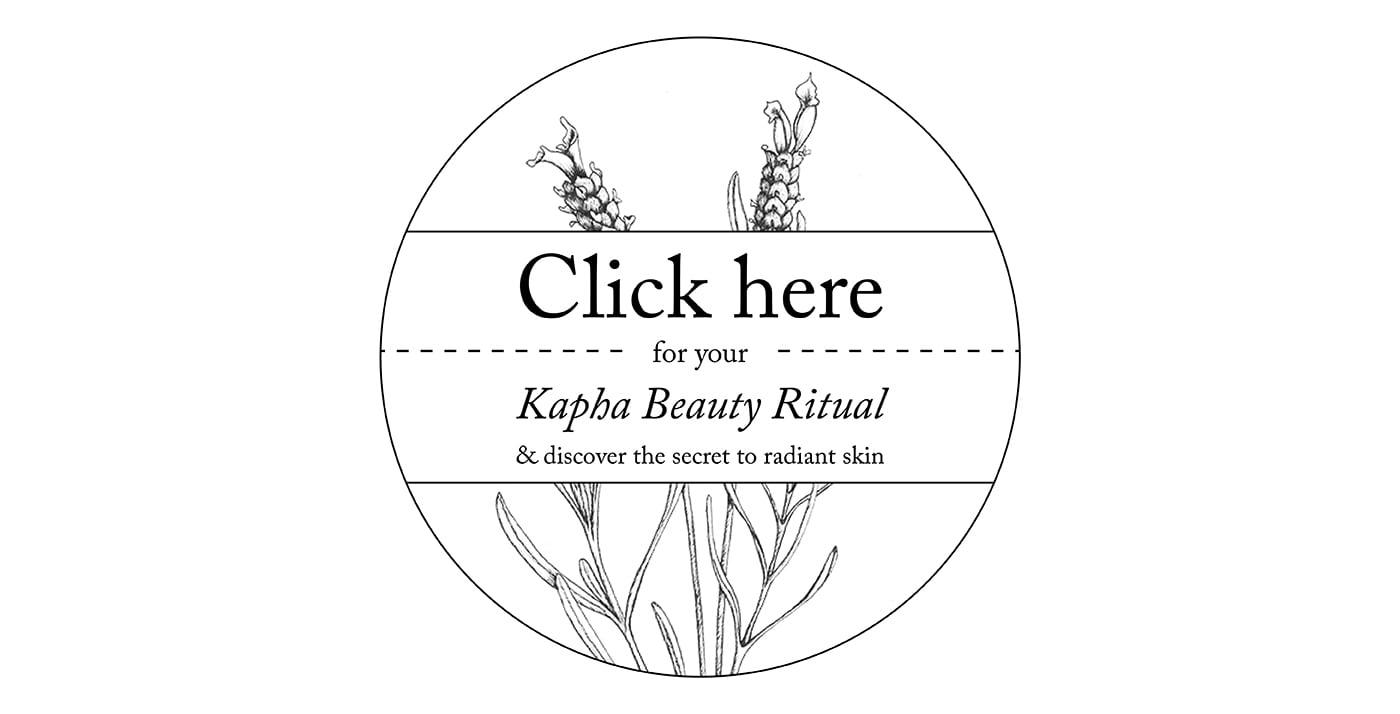 Kapha Circle Beauty Ritual Link3