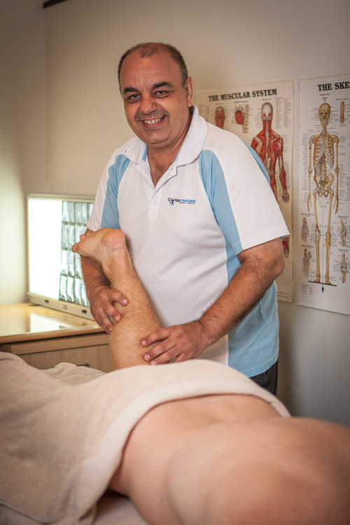 Nick Tzatzagos Sports Massage Cronulla