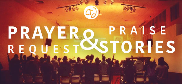 Prayer Request & Praise Story