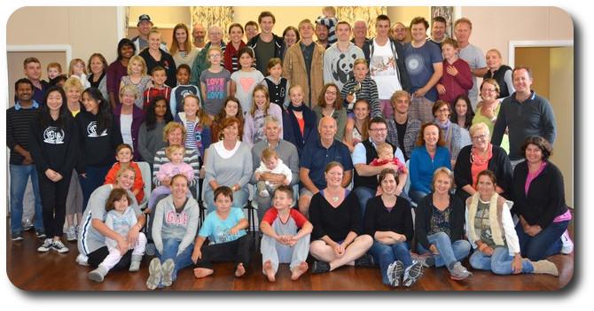 Church family camp, 2015