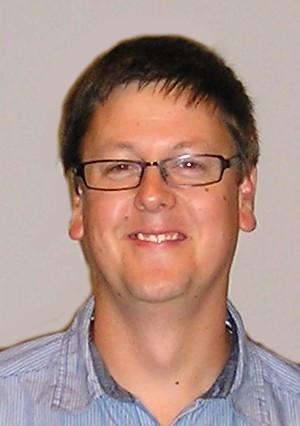 James Stone, assistant pastor