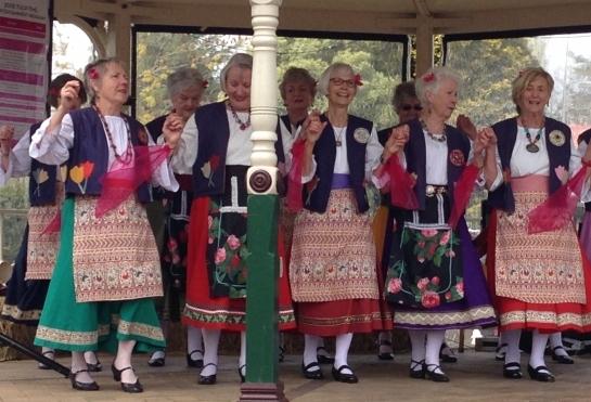 Bowral Folk Dancers