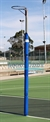 Netball Post Padding Pads - 3.0m High/pr