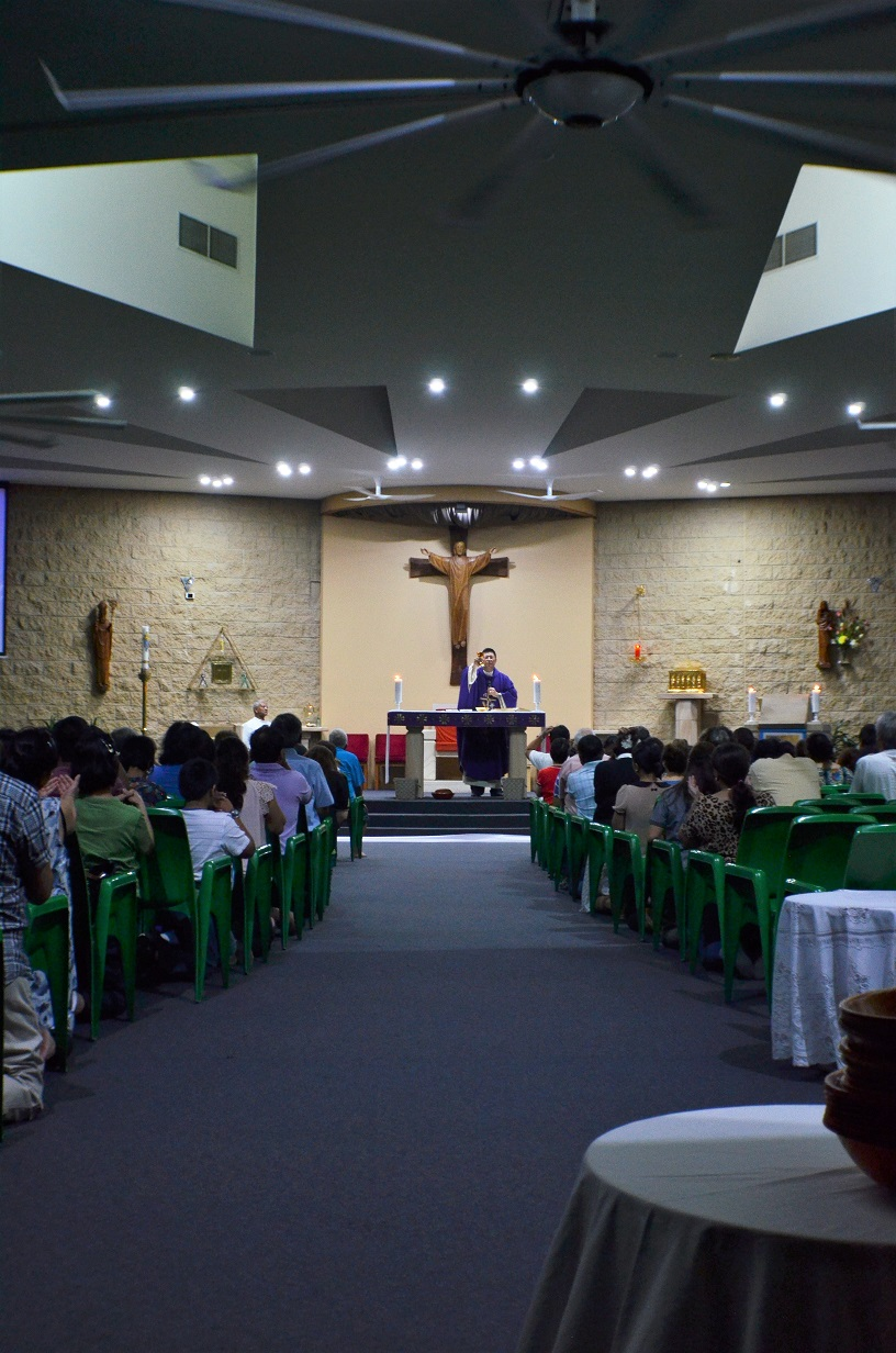 Blacktown Healing Mass 2017