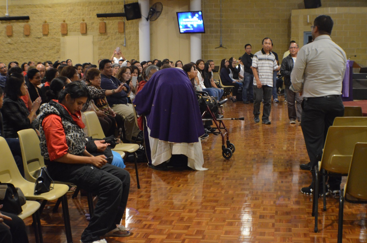 Quakers Hill Healing Mass 2017