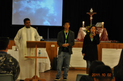 Youth Retreat 2011