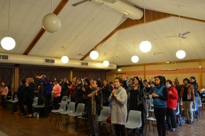 Intercession Seminar 2015
