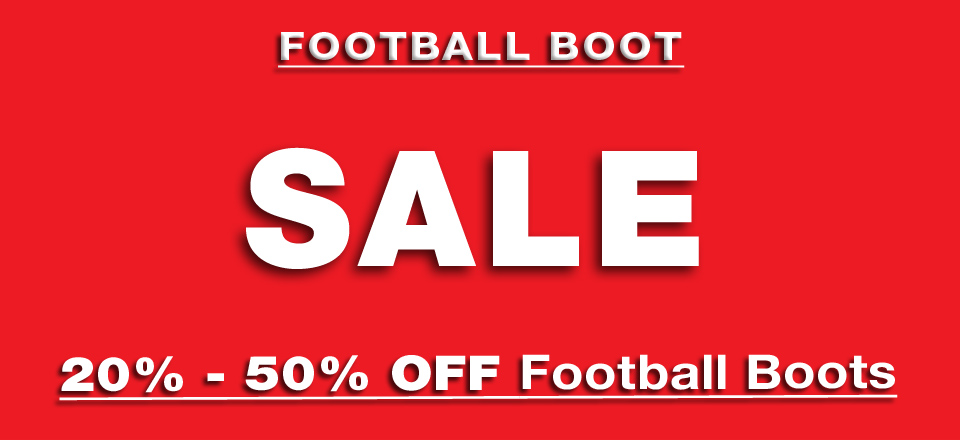 Football Boot Sale