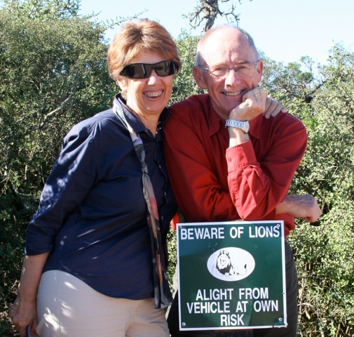 Jim & Lesley Ramsay